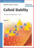 Colloid Stability 9783527314621