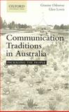 Communication Traditions in Australia 9780195514650
