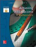 Achieving TABE Success in Mathematics, TABE 9 and 10 Level M 1st Edition