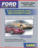 Ford Cars, 1979-1999 9781401894702