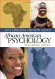 African American Psychology 9780761924715