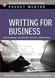 Writing for Business