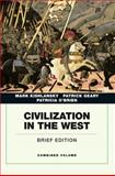 Civilization in the West 9780205664733