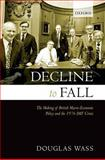 Decline to Fall 9780199534746