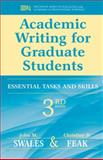Academic Writing for Graduate Students 9780472034758
