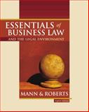 Essentials of Business Law and the Legal Environment 9780324154788