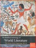 Bedford Anthology of World Literature 9780312404802