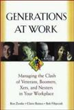 Generations at Work 1st Edition