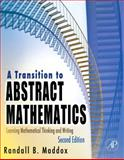 A Transition to Abstract Mathematics 2nd Edition