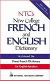 NTC's New College French and English Dictionary (Plain Edge) 9780844214818