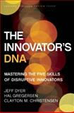 The Innovator's DNA 1st Edition