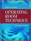 Berry and Kohn's Operating Room Technique 9780323044837