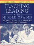 Teaching Reading in the Middle Grades 1st Edition