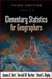 Elementary Statistics for Geographers, Third Edition 3rd Edition