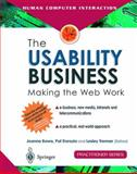 The Usability Business 9781852334840