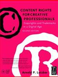 Content Rights for Creative Professionals 9780240804842