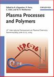 Plasma Processes and Polymers 9783527404872