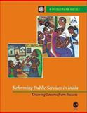Reforming Public Services in India 9780761934882