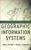 The Design and Implementation of Geographic Information Systems 9780471204886