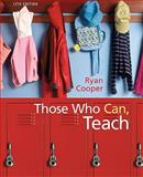 Those Who Can Teach 12th Edition