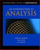 An Introduction to Analysis 2nd Edition