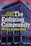 The Enduring Community 9780765804938