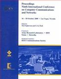 2000 9th International Conference on Computer Communications and Networks 9780780364943