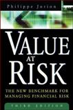 Value at Risk 3rd Edition