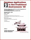 1999 International Symposium on Database Applications in Non-Traditional Environments (DANTE '99) 9780769504964
