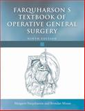 Farquharson's Textbook of Operative General Surgery 9780340814987