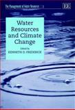 Water Resources and Climate Change 9781840645002
