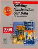 Building Construction Cost Data, 1999 9780876295014