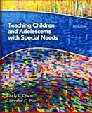 Teaching Children and Adolescents with Special Needs 9780130385017