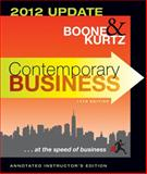 Contemporary Business 2012 14th Edition
