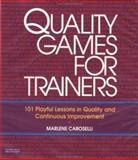 Quality Games for Trainers 9780070115026