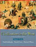 Civilization in the West 9780321105028