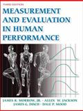 Measurement and Evaluation in Human Performance 9780736065030