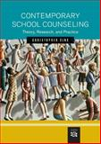 Contemporary School Counseling 1st Edition