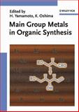 Main Group Metals in Organic Synthesis 9783527305087