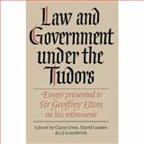 Law and Government in Tudor England 9780521335102