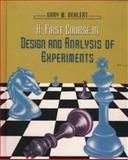A First Course in Design and Analysis of Experiments