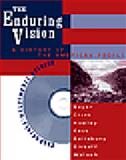 Enduring Vision and Study Guide, Volume 2, Fifth Edition 9780395945117