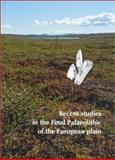 Recent Studies in the Final Palaeolithic of the European Plain 9788788415124