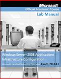 Windows Server 2008 Applications Infrastructure Configuration 9780470225127