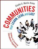 Communities That Learn, Lead, and Last 9780787985134