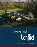 Interpersonal Conflict 8th Edition