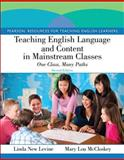 Teaching English Language and Content in Mainstream Classes 2nd Edition