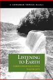 Listening to Earth 1st Edition