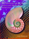 40 Strategies for Integrating Science and Mathematics Instruction 9780130225160