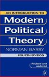 An Introduction to Modern Political Theory 9780312235161